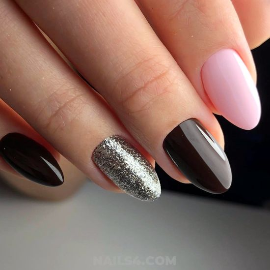 Orderly And Elegant American Acrylic Nails - smart, classic, graceful, nails