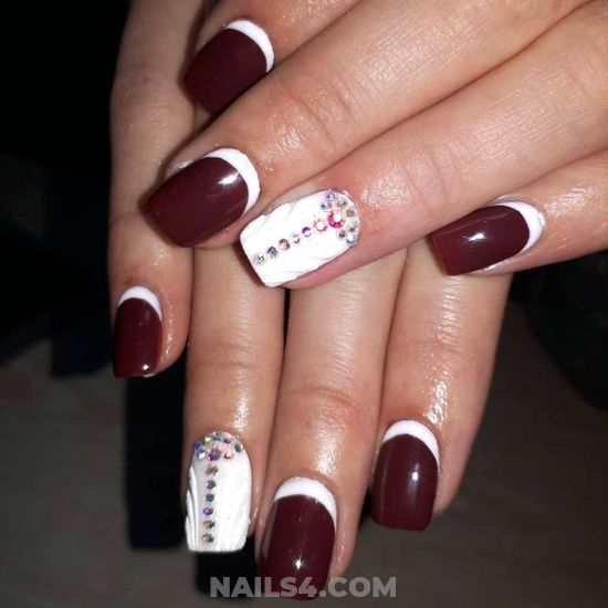 Orderly & Best American Gel Nail Trend - gel, beautytips, nail, nailstyle