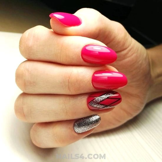 Perfect And Delightful American Gel Manicure Design - hilarious, clever, vacation
