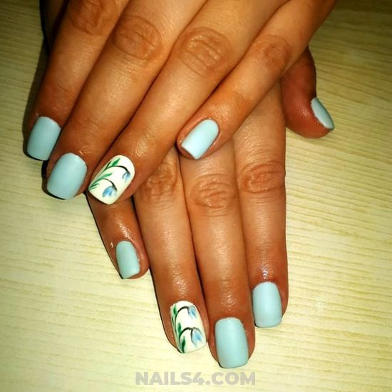Perfect And Delightful Style - lovely, gotnails, nail, acrylicnails