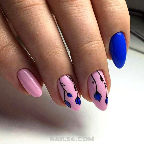 Perfect And Enchanting French Gel Manicure Style - nail, diy, goingout, pretty