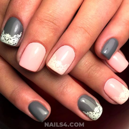Pretty And Classic Trend - super, style, nailstyle, nail, clever