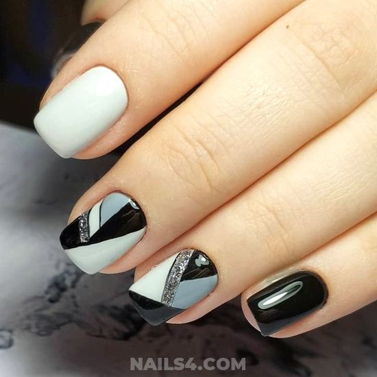 Professionail And Ceremonial Gel Manicure Style - goingout, cute, nails
