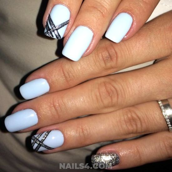 Sexy And Attractive Nails Trend - naildesign, nails, style, shiny, cool