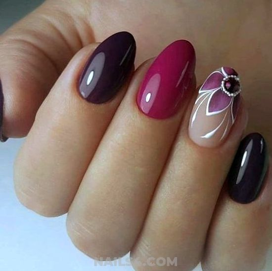 Sexy Cool Acrylic Nails Idea - fashion, idea, cute