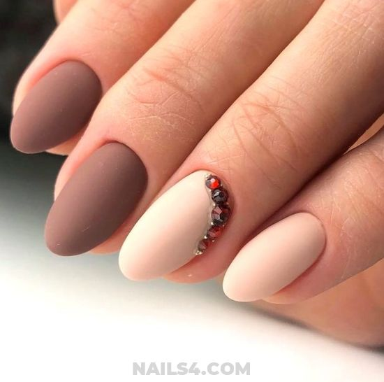 Sexy & Fresh Gel Nail Ideas - loveable, nail, magic, beautytricks