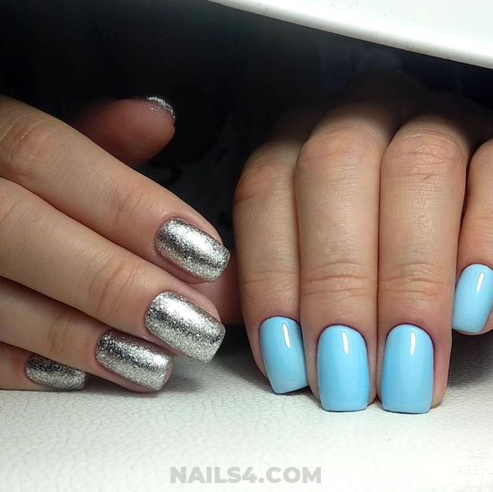 Simple Delightful Nails Art - furnished, nails, sweetie, party