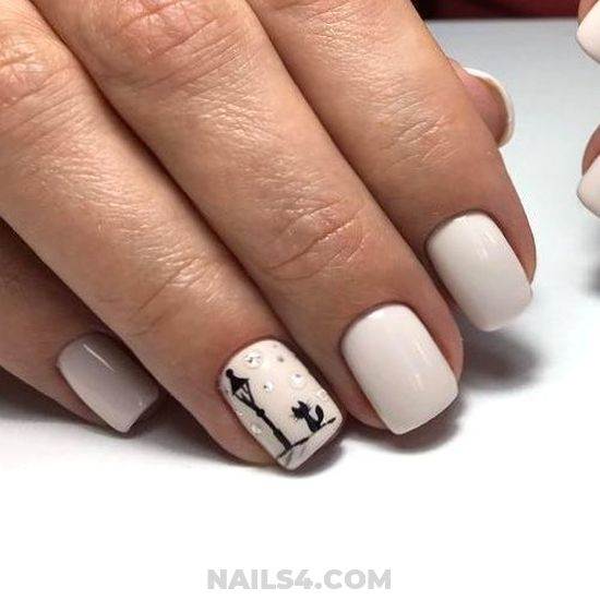 Simple & Fashionable Manicure Ideas - party, cool, nail, nailideas, super