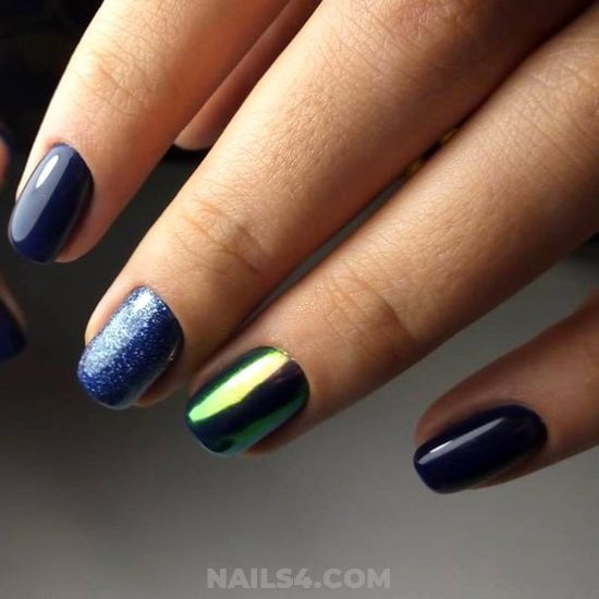 Simple & Fresh Gel Nails Design - gel, best, selection, nail, nailidea