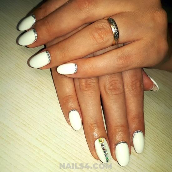Stately Delightful Nail Style - selection, nailstyle, nail, art