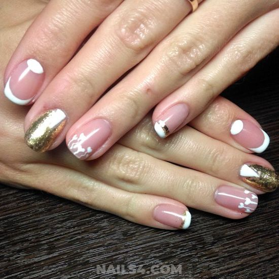 Stately Fashion Gel Nail Trend - design, lovely, nailartdesign, nails