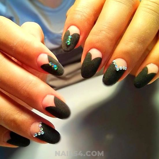 Super And Beautiful American Acrylic Nails Style - ideas, diy, diynailart, nail