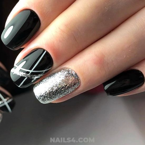 Super And Casual Nail Trend - nailartideas, nail, super, goingout