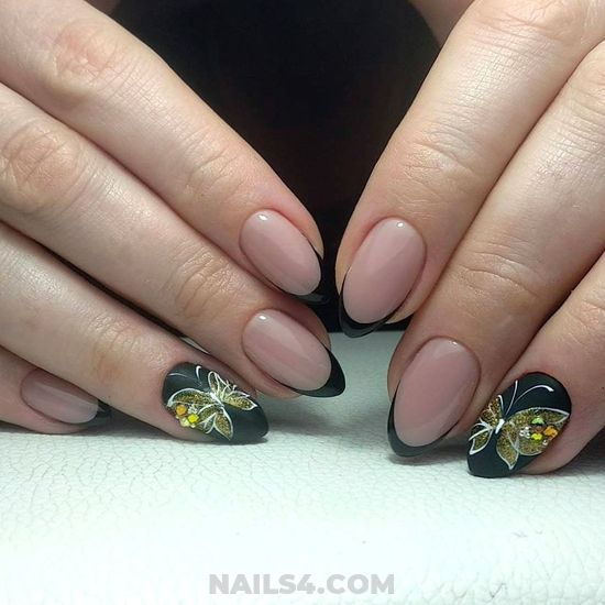 Super Attractive Nails Style - nailidea, nailart, amusing, plush