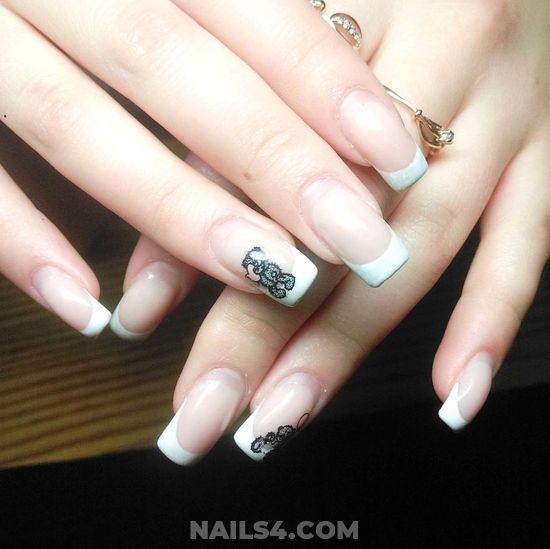 Super & Cool Gel Manicure Art Design - attractive, super, furnished, nails
