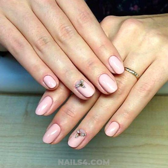 Top And Classic Gel Nails Trend - best, graceful, sexy, design, nails