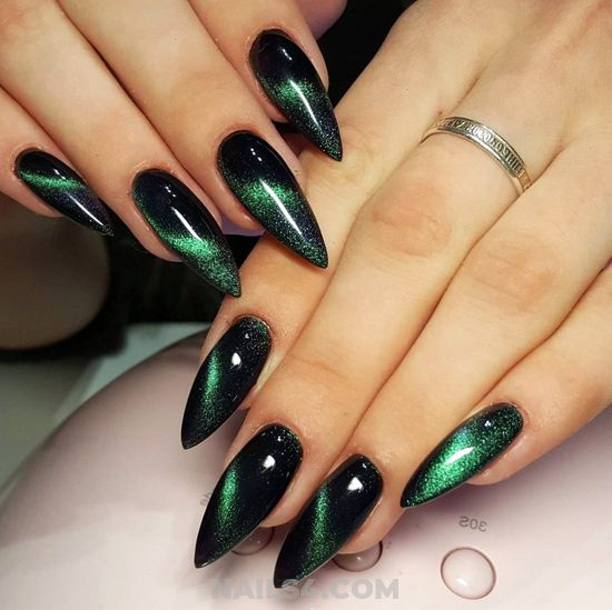 Top & Beautiful Nails - acrylic, sexy, nails, nailartdesigns