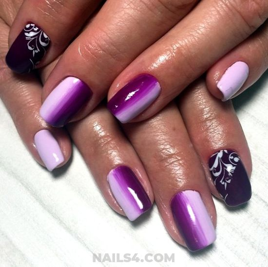 Top & Dainty Acrylic Nails Idea - nailstyle, nailart, gelpolish
