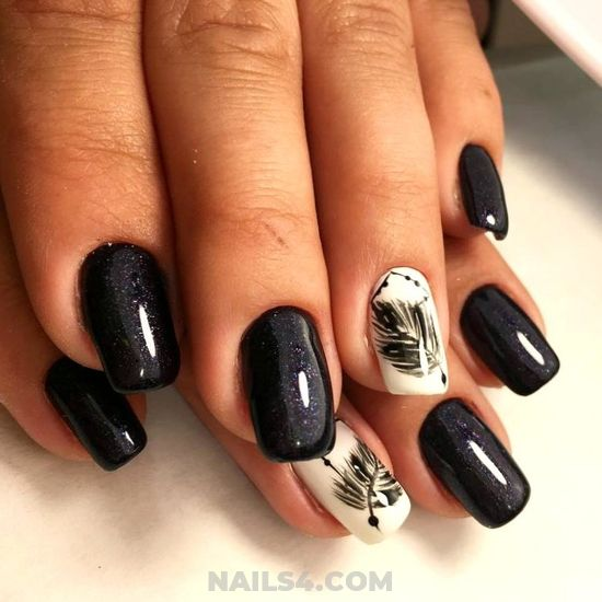 Top & Fashionable Gel Manicure Design - nail, cute, pretty