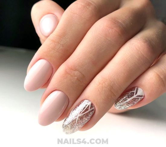 Trendy And Classy - cunning, trendy, nails, nailstyle