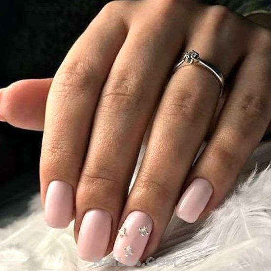 Trendy & Balanced American Nails Trend - fashionable, clever, nailstyle, nail