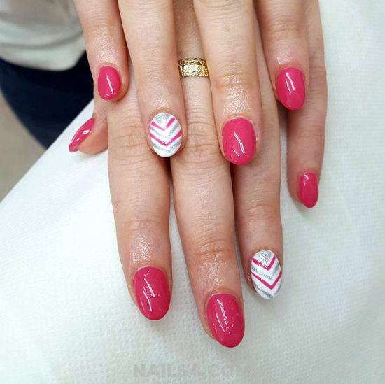 Unique Fresh Gel Nail Trend - nailidea, nail, sweet, getnails