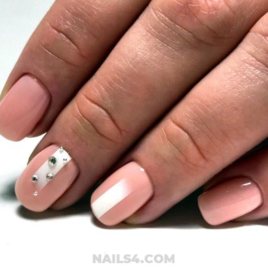 Wonderful And Elegant Acrylic Manicure Idea - gotnails, beauty, naildesign, nails