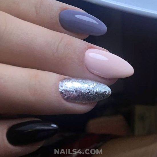 Wonderful And Fantastic Gel Manicure - simple, idea, getnails, nail, cute