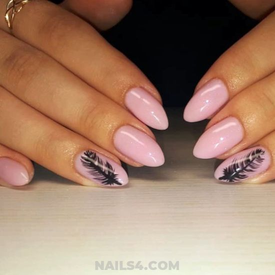Wonderful And Fashion American Gel Manicure - sexy, diy, artful, nailidea, nails