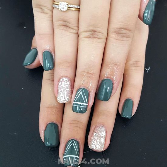 Wonderful And Girly Nails Style - nail, best, art, smart