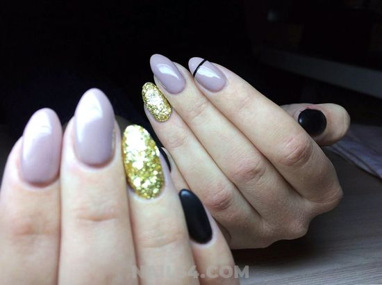 Wonderful & Chic Acrylic Manicure - diy, nail, gelnails
