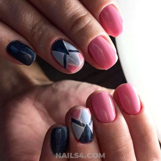 Attractive And Glamour Acrylic Nail - smart, lifestyle, nailidea