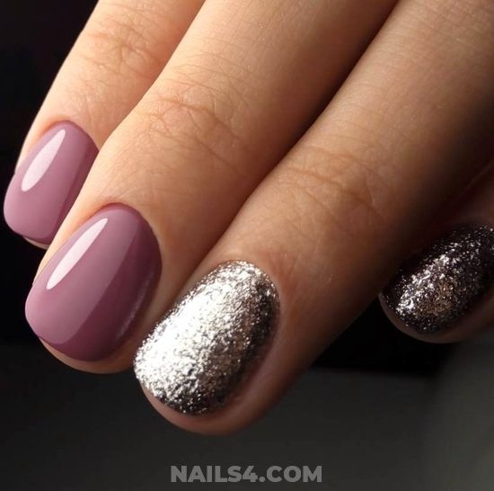 25+ Simple Nail Art Designs ⋆ Nails4