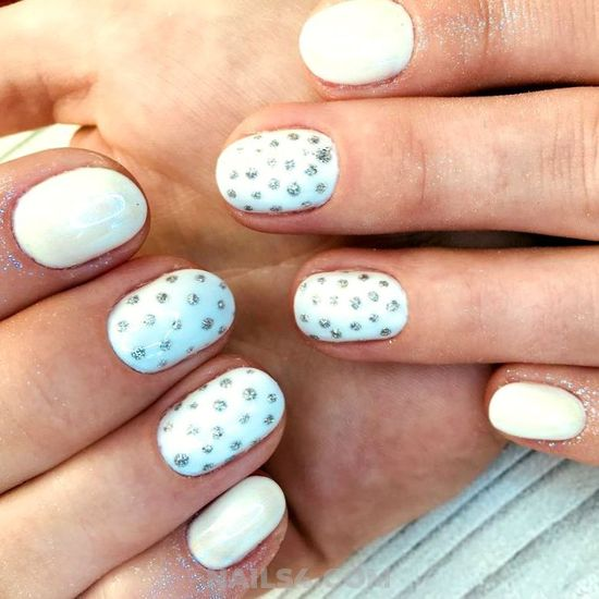 Awesome Unique Nails Style - nails, cute, plush, design