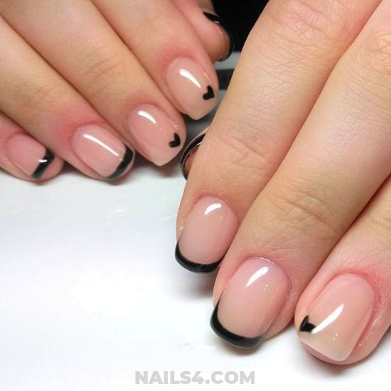 Beautiful And Handy American Gel Manicure Art Design - artful, furnished, precious