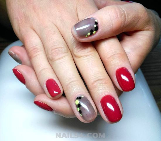 Best And Sexy Nails Ideas - nail, smart, amusing, classic