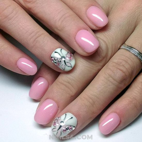 Birthday And Pretty Acrylic Nail Design - nice, nails, cunning, royal