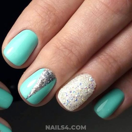 Birthday Gorgeous Gel Nail Ideas - sweet, beautytutorial, nail, fashion
