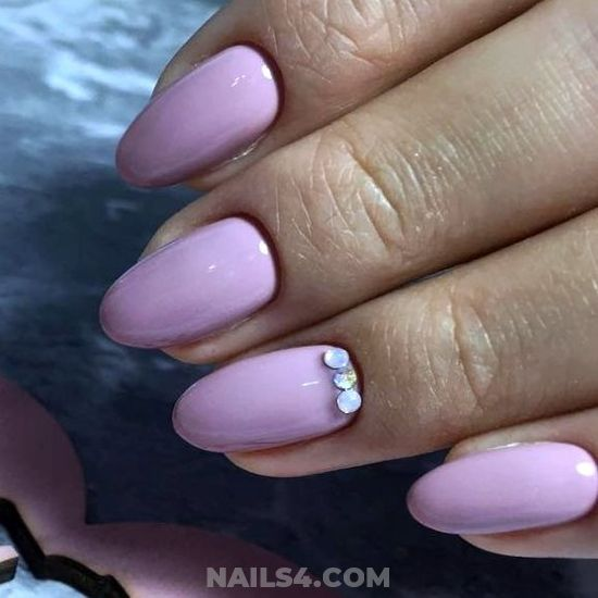 Ceremonial And Lovely Acrylic Nails Art Ideas - nail, gel, elegant, plush
