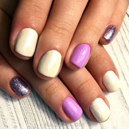 Ceremonial & Glamour Acrylic Nail Ideas - attractive, shiny