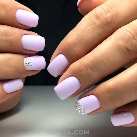 Charming And Sexy American Acrylic Nails Art Design - smart, design, nailidea, nail