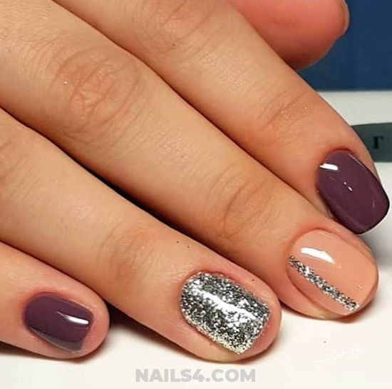 Classic And Nice Acrylic Manicure Art - diy, plush, nails, gelnails