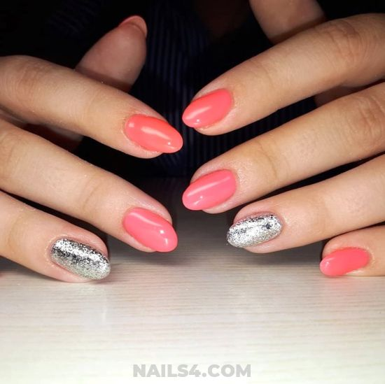 Classy & Hot Gel Nails Art Ideas - nail, idea, sexy, cutie