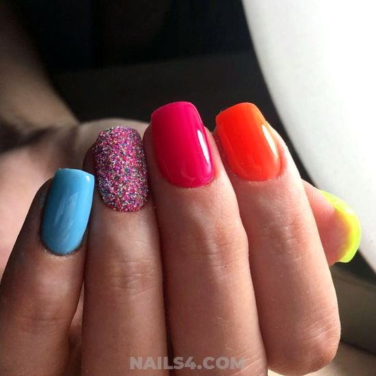 Cute Sexy Acrylic Nail Art - nails, nailartdesigns, idea, elegant