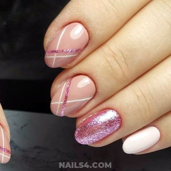Dreamy & Glamour Manicure Art - nails, clever, gelpolish