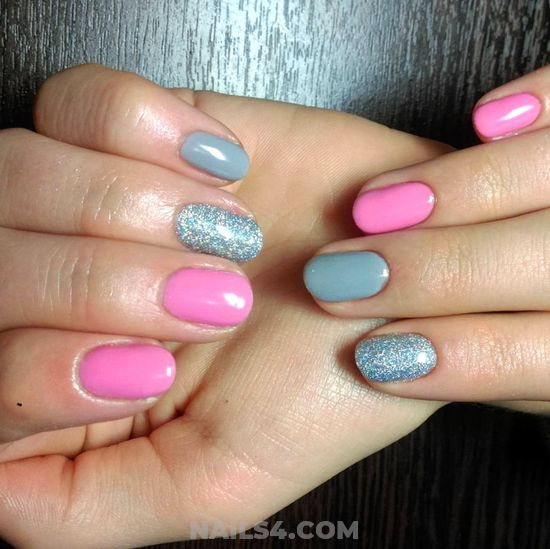 Easy & Cool Manicure Trend - cute, beauty, nails