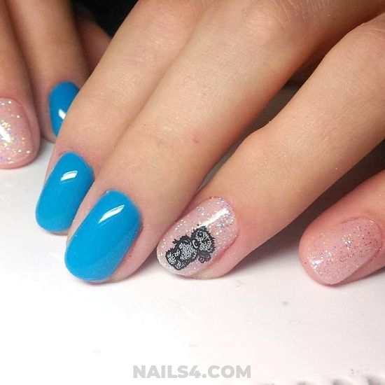 Elegant And Super Manicure Idea - getnailsdone, idea, nail, nailstyle
