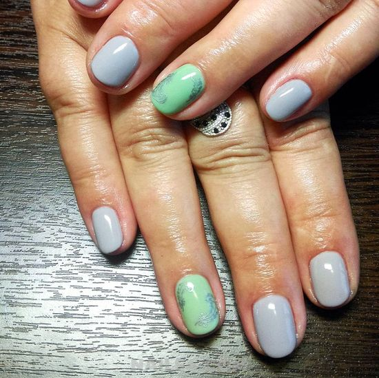 Enchanting & Easy Acrylic Nail Trend - nail, nailartdesign, sweet, royal
