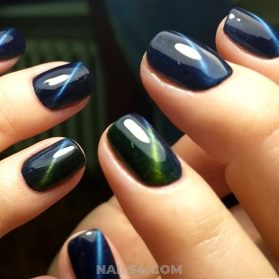 Fantastic And Gorgeous American Nails Art Design - gelpolish, nails, charming