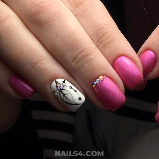 Fantastic And Gorgeous Nail Art - style, clever, nail, getnails